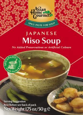 Japansk pasta til Miso supper
