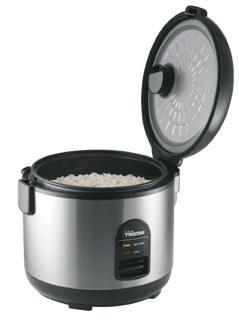 Riskoger og Damper - elektrisk - 1,8 liter