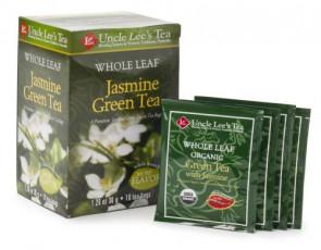 Grøn Jasmin Te