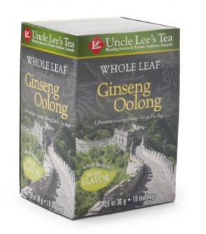 Ginseng Oolong Te