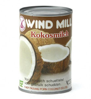Kokosmælk 400 ml. 14% fedt